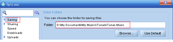 tranfer music from FrostWire to iTunes